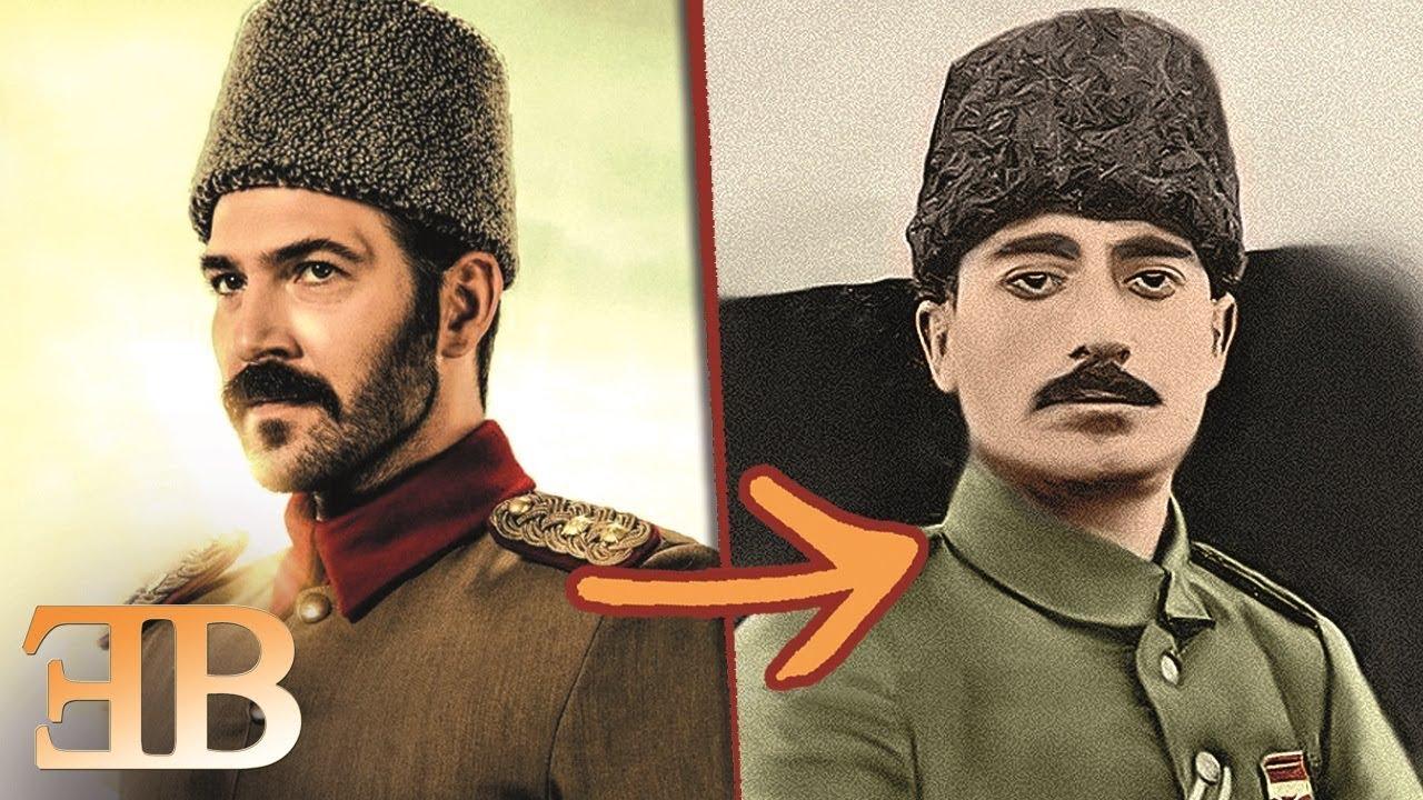 Kutulamare Kahramanı HALİL PAŞA'nın Hayatı ve Kut Müdafası - Mehmetçik Kutlu Zafer FİNAL
