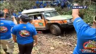 Off road thousand miles TRANS 7 #sulawesi Extrime