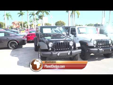 2017 Jeep Wrangler Miami, FL | Best Jeep Dealership Miami, FL