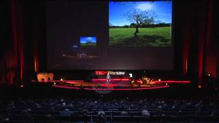 Becoming an author: Christian Dumais at TEDxWarsaw