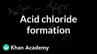 Acid Chloride Formation