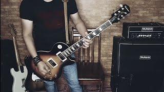 AKAN KU TUNGGU (Candy) | Guitar Cover by Joss Yasszr