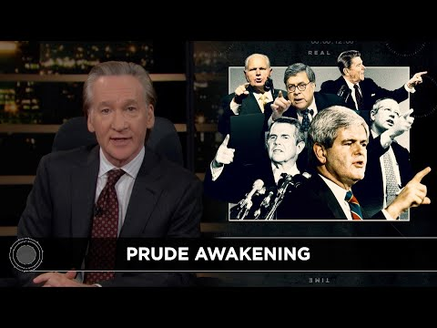 New Rule: Sex, Drugs & GOP   Real Time with Bill Maher (HBO)