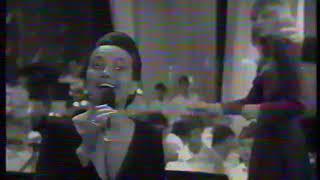"""Архив НРО. 2-й Международный фестиваль """"Золотая рыбка"""". Праздник музыки. М.Рожков, А.Семёнова.1994."""