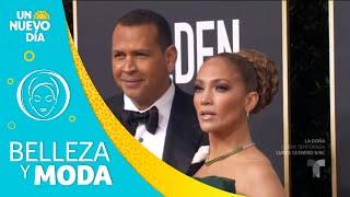 Premios Globos de Oro 2020: Mejor vestidas de la alfombra   Un Nuevo Día   Telemundo