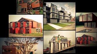 Необычные здания мира. Фильм 2 | ЕХперименты с Антоном Войцеховским