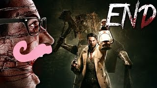 THE CONSEQUENCE WAS ALL MINE | The Evil Within: The Consequence DLC #5 (FINAL)