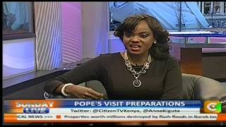 Interview with Bishop Anthony Muheria Pope's visit preparations