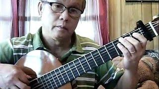 Thuyền Viễn Xứ (Phạm Duy - thơ: Huyền Chi)(RHUMBA) - Guitar Cover by Hoàng Bảo Tuấn
