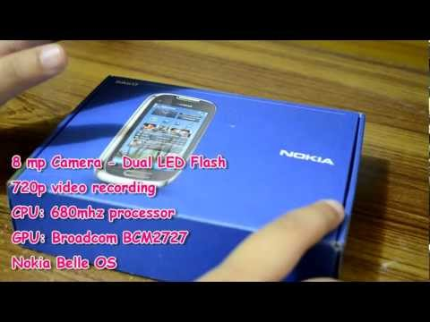 Nokia c7 - Unboxing and Quick Look