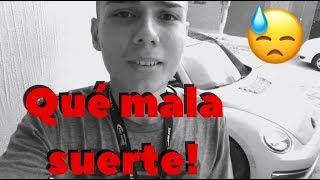 LA MALA SUERTE ME ACOMPAÑA | ManuelRivera11