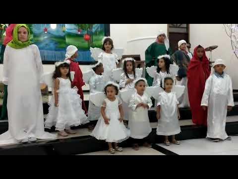 Ministério infantil Primeira Igreja Batista de Aracatu