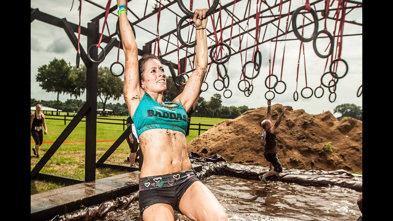 Charming Undeniably Rugged (Official Video 2016) | Rugged Maniac   YouTube