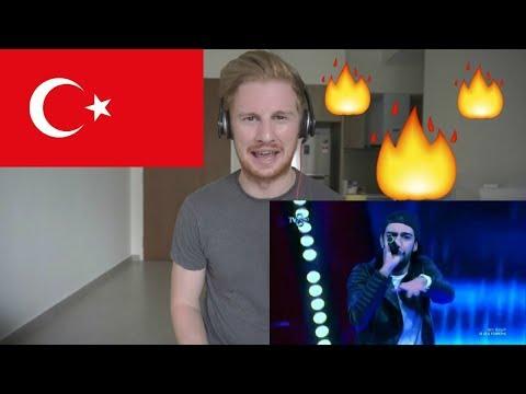Tankurt Manas - Bu Benim Olayım (O Ses Türkiye) 16.11.2015 // TURKISH LIVE RAP PERFORMANCE