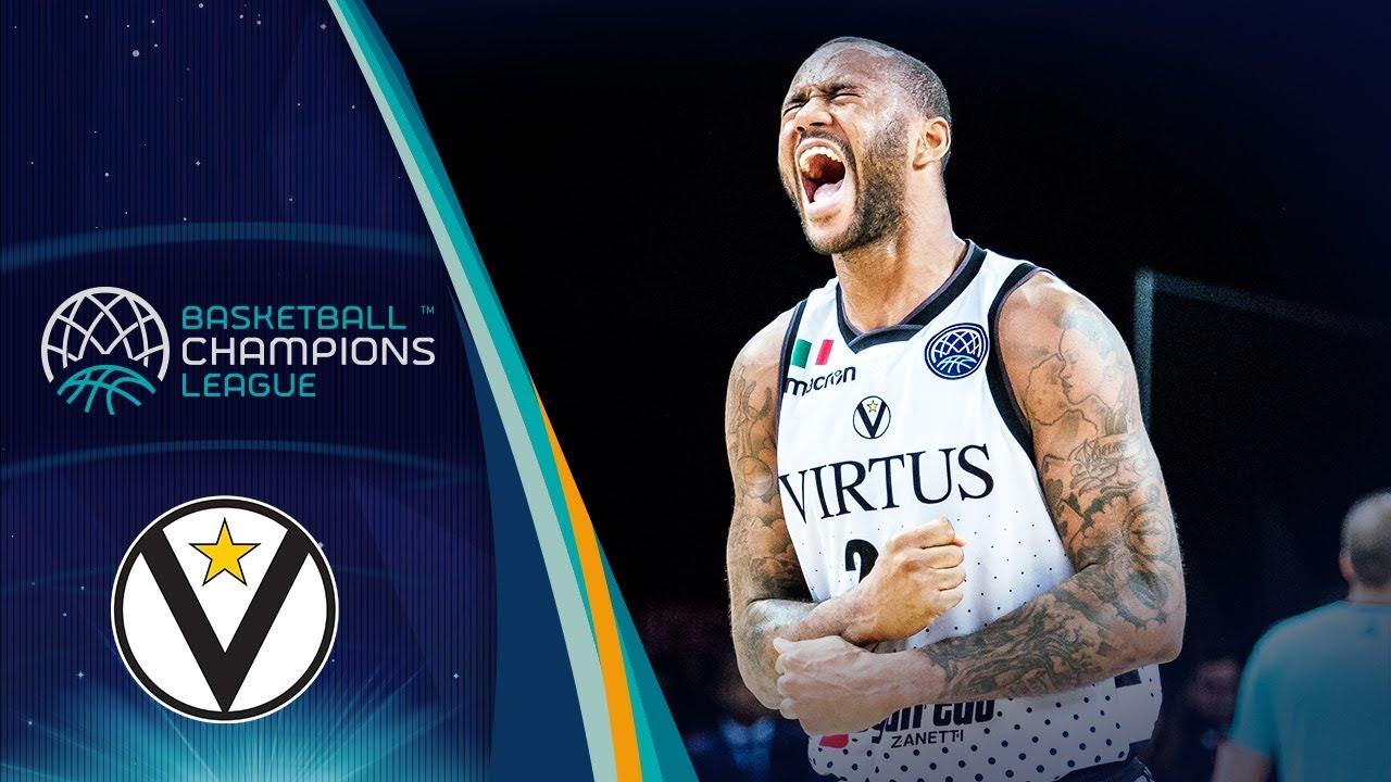 Amath M'Baye - Segafredo Virtus Bologna | Season Highlights | Basketball Champions League 2018
