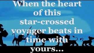 CAN YOU FEEL THE LOVE TONIGHT (Lyrics) - ELTON JOHN