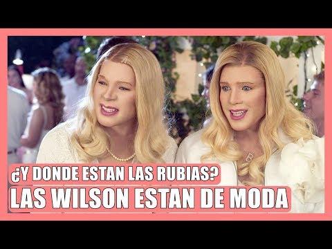Las hermanas Wilson se preparan para el desfile | ¿Y DONDE ESTÁN LAS RUBIAS?