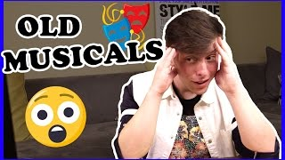 Reacting to OLD MUSICALS!