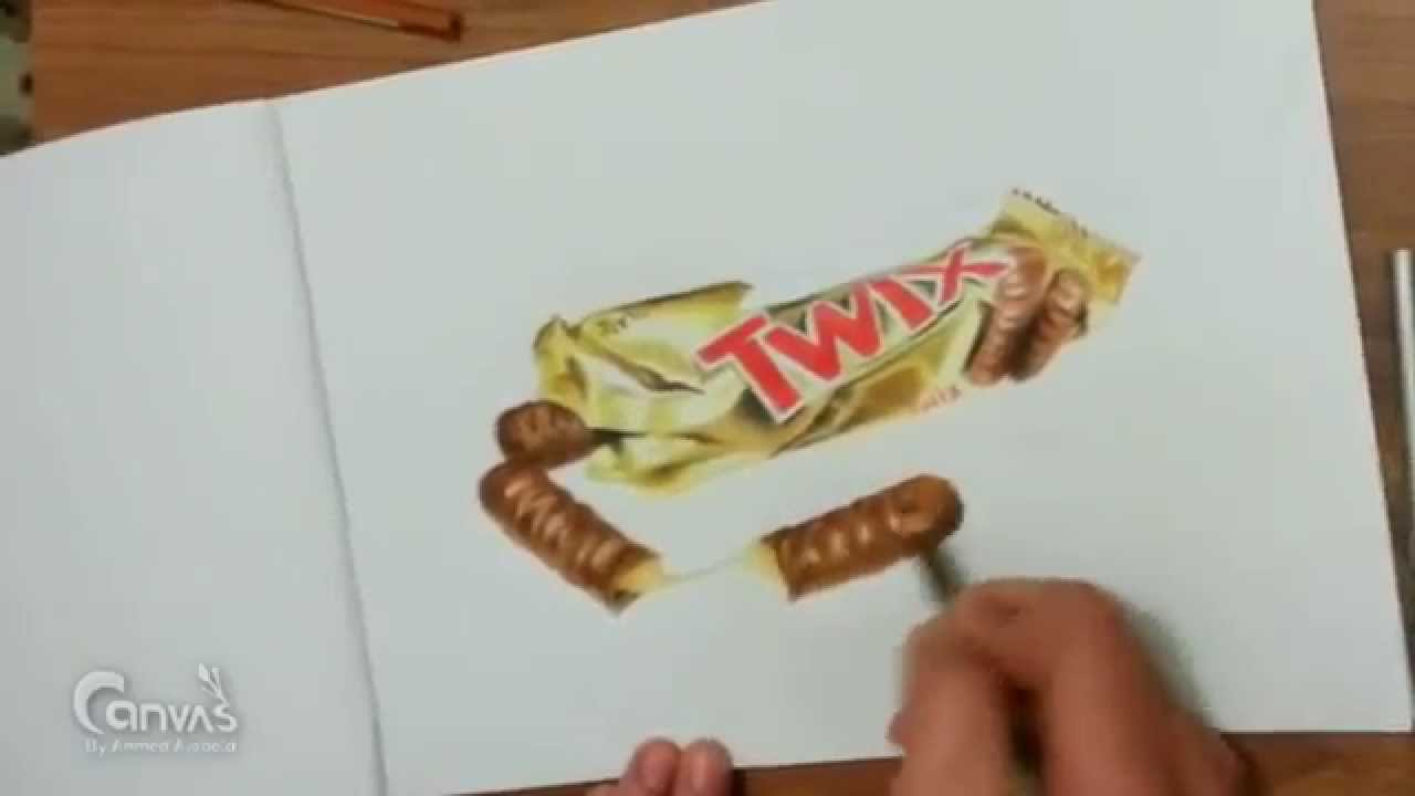Chocolate Bar Artwork
