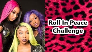Bahja Rodriguez Roll In Peace Challenge Treat Me Like Somebody.mp3