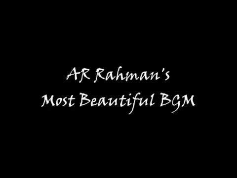 AR Rahman's Best Melodius BGM - Ringtone for You