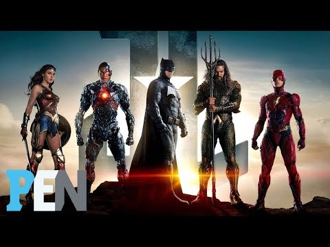 The DC Cinematic Universe: How Do All Of The Characters Fit Together? | PEN | Entertainment Weekly