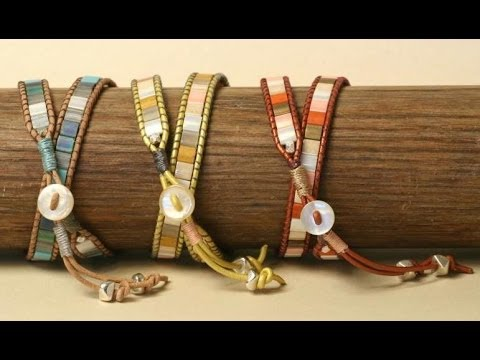 Mosaic Wrap Bracelet