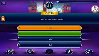 Who Wants To Be A Millionaire ! ANDROID Mobile Game