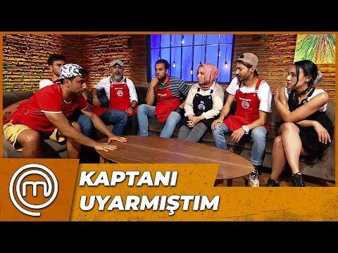 Kırmızı Takım Kuliste Birbirine Girdi | MasterChef Türkiye 11.Bölüm