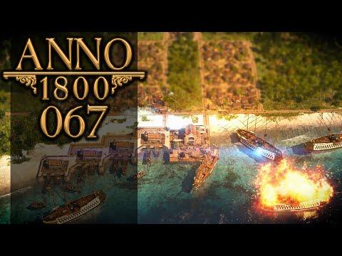 ANNO 1800 🏛 067: ANSCHLAG auf die Affeninsel