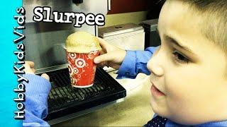 Target Slurpee Machine! Slushy Cola Shopping Treat with HobbyFamily