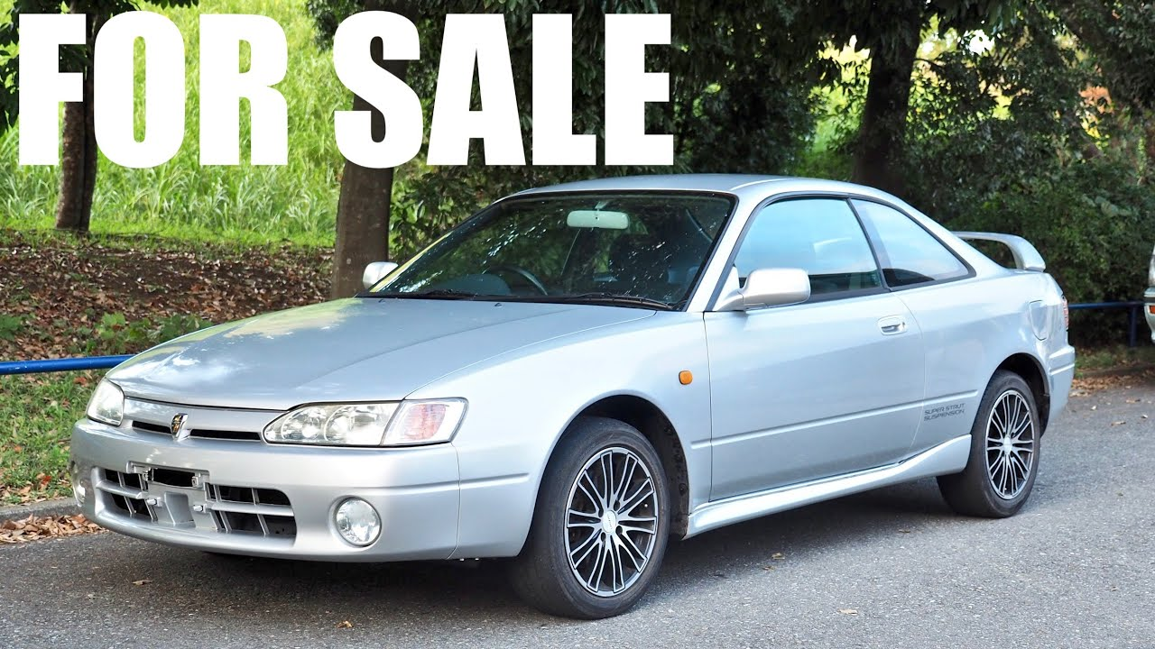 FOR SALE - 1997 Toyota Corolla Levin BZ-R AE111 6 speed manual