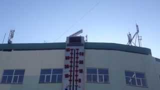 Красная бегущая строка табло 200см х 104см, МНИИРИП г.Мытищи www.diod-m.ru(, 2015-06-17T12:19:47.000Z)