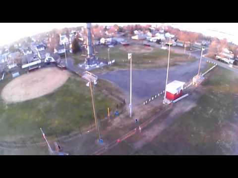 Sky Viper V2400 HD Aerial Video: Paulsboro N.J.