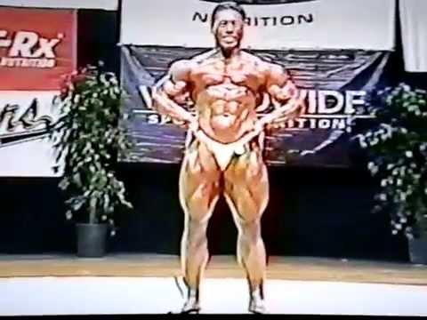DAVID YEUNG --- 2003 Los Angeles Bodybuilding 楊子江 - YouTube