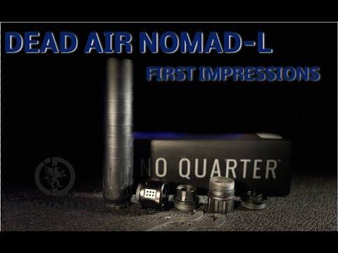 Dead Air Nomad-L,  First Round POP