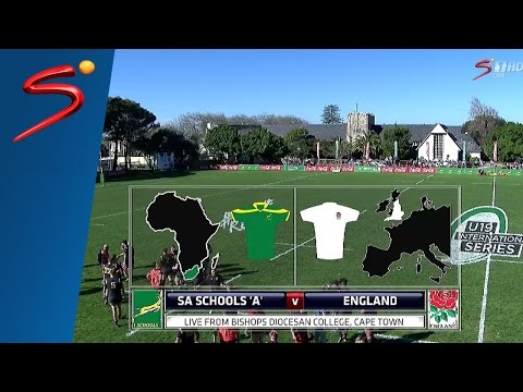U/19 International Series: South Africa 'A' vs England 1st Half