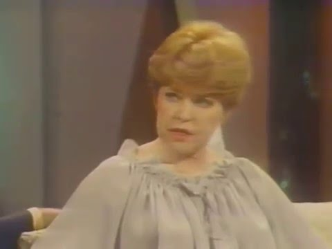 Dorothy Loudon--Hard Hearted Hannah, 1979 TV Interview