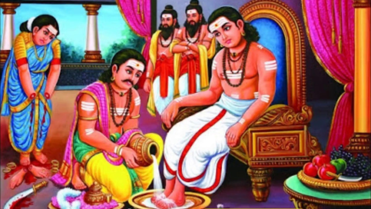 Image result for கலிக்கம்ப நாயனார்