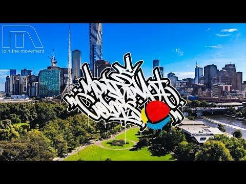 Movement, Montana Colors and Melbourne! - Graffiti & Skate Jam