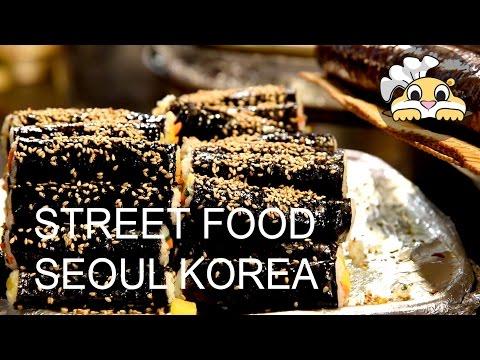 Korea Travel Ep.2 Street Food, South Korea (광장시장)