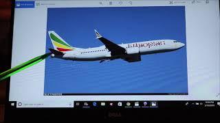 Ethiopian Airlines Flt 302 737-8 Max Crash 10 March 2019