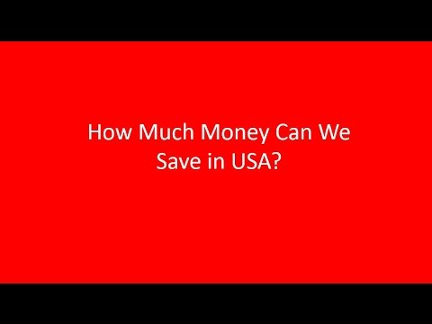 How Much Money Dollars Can Indians Save In USA