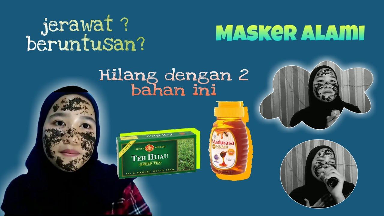 Masker Alami Untuk Jerawat dan beruntusan || Fifi FY ...