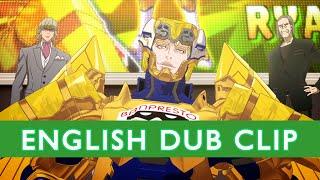 TIGER & BUNNY Official English Dub Clip- Barnaby