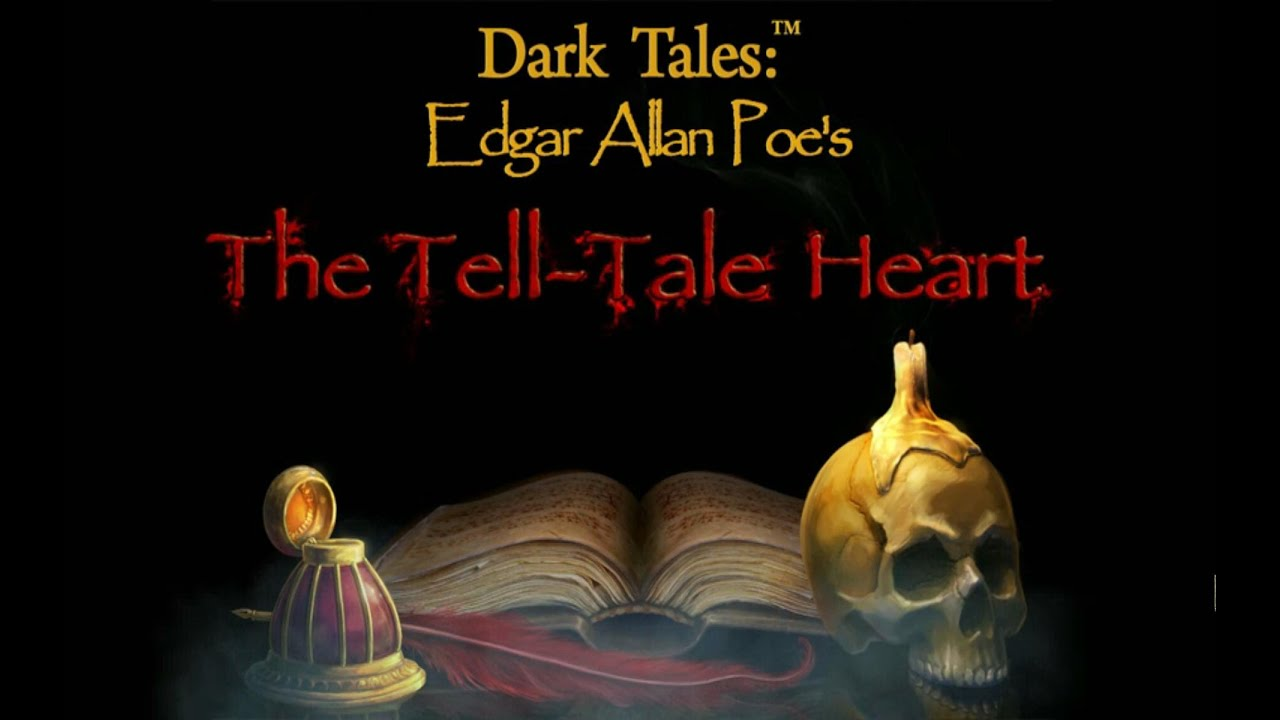 a story full of death and darkness in the tell tale heart by edgar allan poe Edgar allan poe: storyteller american literary classics edgar allan poe edgar allan poe: storyteller p  the mask of the red death 1 the story of william wilson part one 6 part two 10 part three 14 part four 18  part one 38 part two 42 part three 47 part four 51.