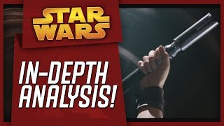 Star Wars: Jedi Fallen Order Reveal Trailer - IN DEPTH ANALYSIS