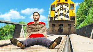 GTA 5 FAILS - #27 (GTA 5 Funny Moments Compilation)