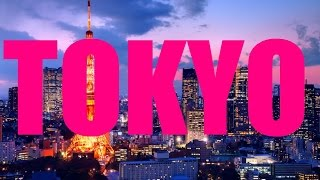 I'm in Tokyo Japan: Vlog 2015