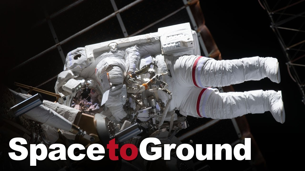 Space to Ground: One Week, Two Spacewalks: 03/05/2021